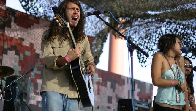 Gene Evaro Jr. is one of the many high desert residents playing the Joshua Tree Music Festival starting Thursday, Oct. 6.