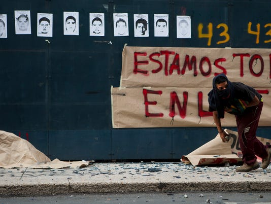 AP MEXICO VIOLENCE