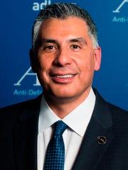 Carlos Galindo-Elvira is regional director in Arizona for the Anti-Defamation League