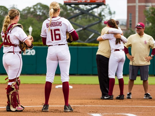 The Florida State softball senior class will go down