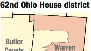 62nd Ohio House district