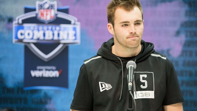 Bills rookie Jake Fromm apologized to teammates after a text message from 2019 emerged on social media.
