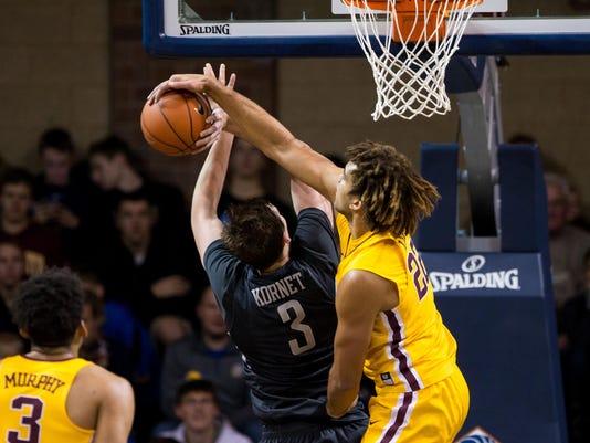 NCAA Basketball: Vanderbilt at Minnesota