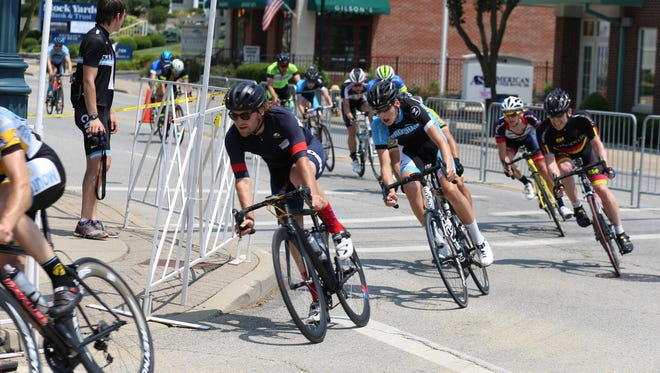 More than 250 cyclists competed in last year's Madeira Criterium. Even more are expected this year. Thousands of people line the streets of Madeira each year to watch the competing cyclists whip through the town.