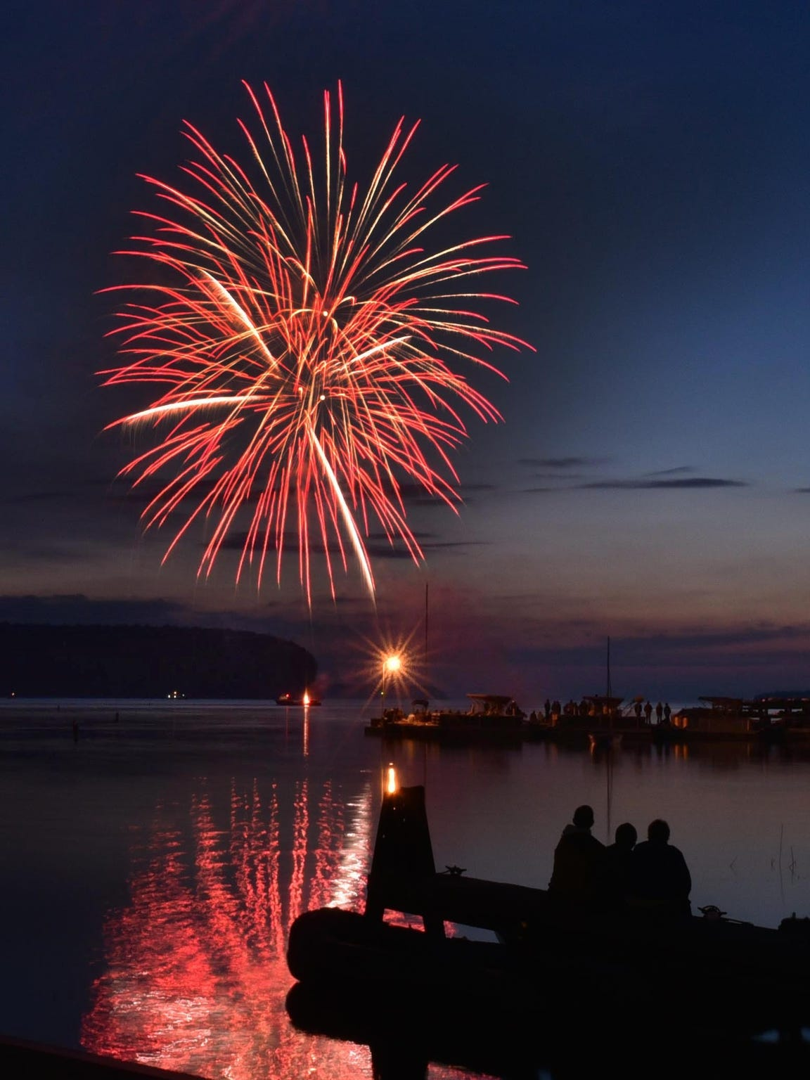 Fireworks will be blasting all over the state come