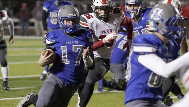 Green Bay Southwest earned a trip to the semifinals for the second time in program history on Friday.