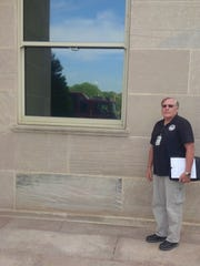 Jerry Pipenger was at the Pentagon on Sept. 11, 2001,