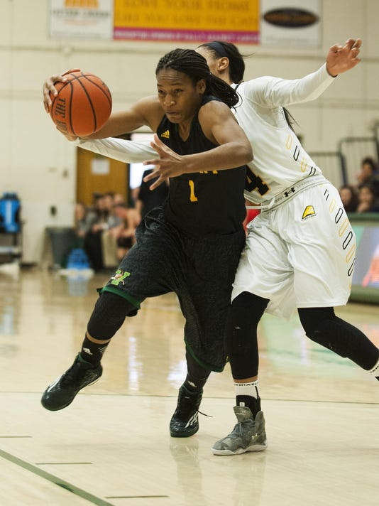 UMBC vs. Vermont Women's Basketball 01/17/15