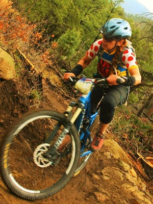 Bicycle Ruidoso offers support to area mountain bike enthusiasts.