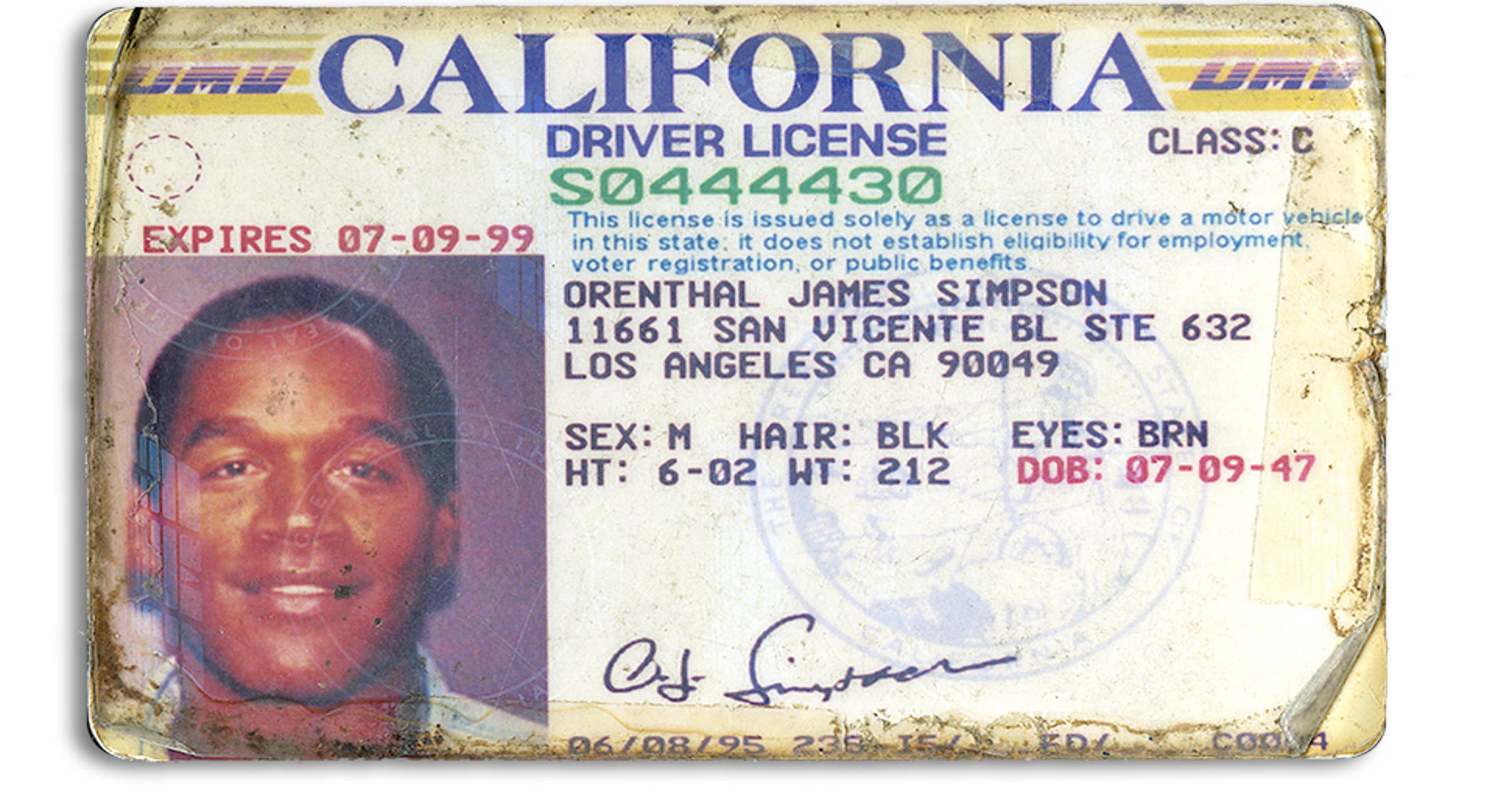 driver license expired grace period california