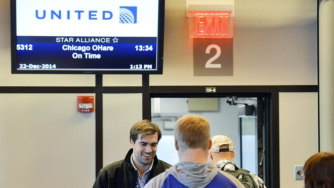 The effort to provide air service between St. Cloud and Chicago was the Times Editorial Board's top Difference Maker in 2014. What's you pick for 2015?