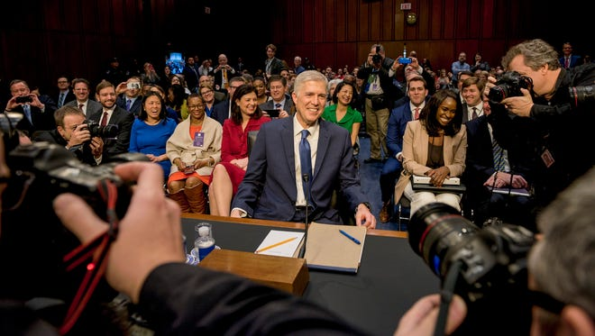 "Supreme Court Justice Neil Gorsuch got a ""well qualified"" rating from the American Bar Association, but some of President Trump's other nominees haven't been so fortunate."