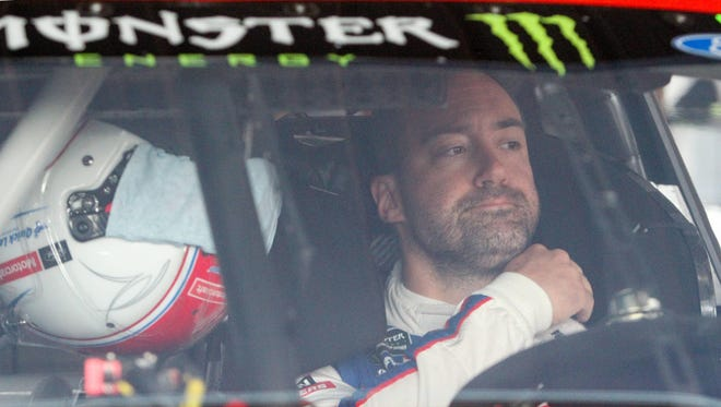 Paul Menard came to Chicagoland with four top-10 finishes.