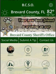 The BCSO has their own app to reach more people on social media.