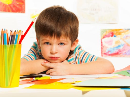 Elementary Students With Depression >> Study Finds Preschoolers Can Suffer From Depression