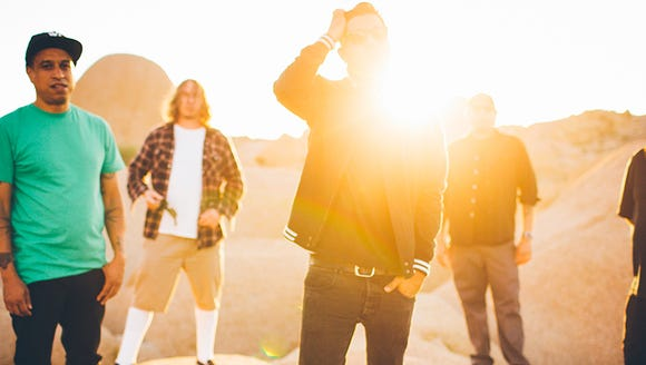 Deftones is set to perform at El Paso's Neon Desert