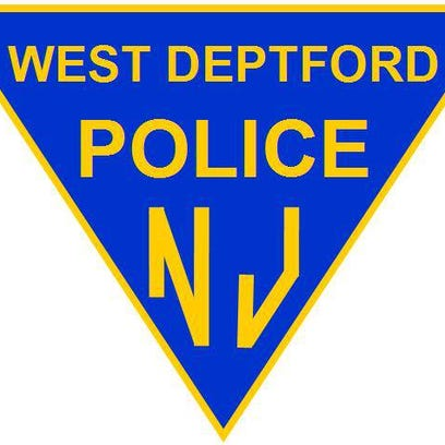 West Deptford Police Officer Thomas McWain is accused