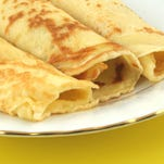 Avoid lumps in your crepe batter