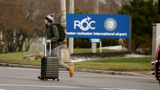 Is it time for a new name for the Greater Rochester International Airport?