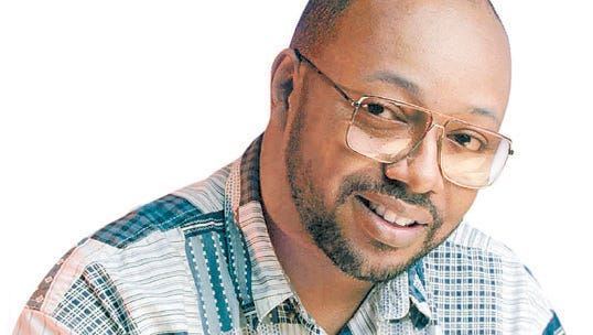 Miami Herald columnist Leonard Pitts Jr.