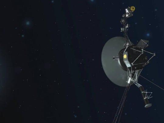 SCI NASA's Voyager