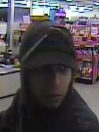 Phoenix police are seeking a man accused of robbing a Dollar Store near 59th Avenue and McDowell Road.