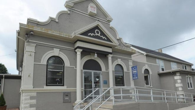 The First National Bank of Wyoming