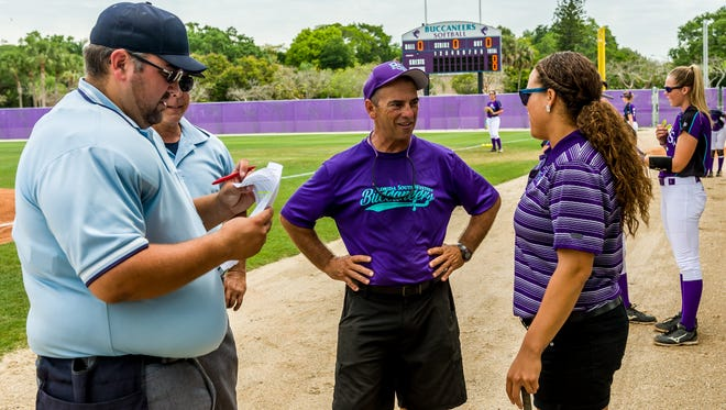 FSW coach Robert Iamurri is leading his Bucs to their third national tournament in just their third season. Last year, FSW finished third. This year the Bucs are the top seeds.