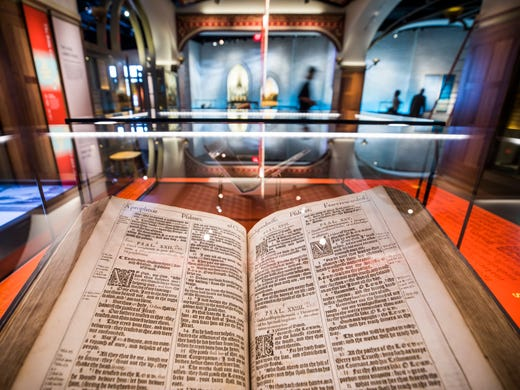 Museum Of The Bible Massive Building Readies For Opening In Dc