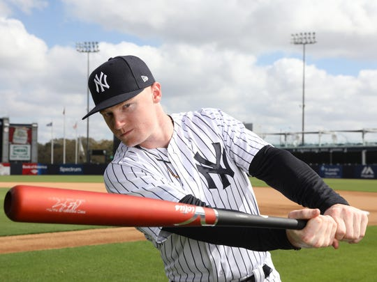 Clint Frazier is ready to get to playing for the New York Yankees after being sidelined by concussion symptoms.