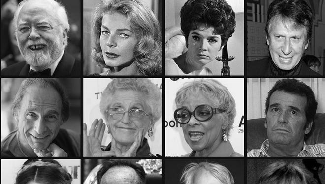 A look at some notable figures who passed away in 2014.