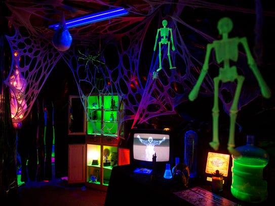 """""""Nightmare on Eastbrooke,"""" neighborhood-run haunted"""