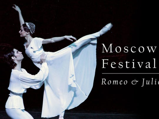 The Moscow Festival Ballet will perform at The Grand on Jan. 24.