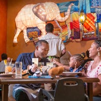 Tiffins redefines park food at Disney's Animal Kingdom