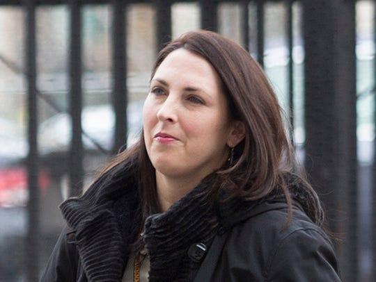 Michigan Republican Party Chairwoman Ronna Romney McDaniel