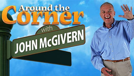 """""""Around the Corner with John McGivern"""" on WPT will devote an upcoming episode to Green Bay. A free screening will be held March 7 at Titletown Brewing Co. Tap Room."""
