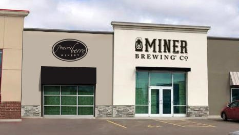 A photo of Prairie Berry's new location in the Western Mall