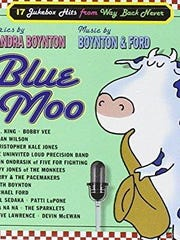 'Blue Moo' by Sandra Boynton