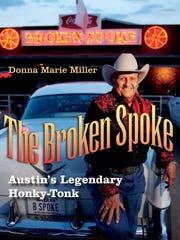 "The book, ""The Broken Spoke: Austin's Legendary Honky-Tonk,"""
