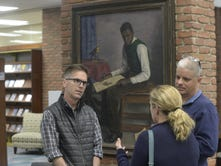 Morrisson-Reeves Library showcases its Phase 1 renovations