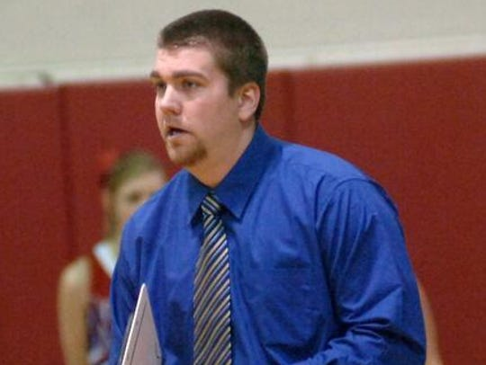 Tioga coach Lance Brasher was named as the new ASH