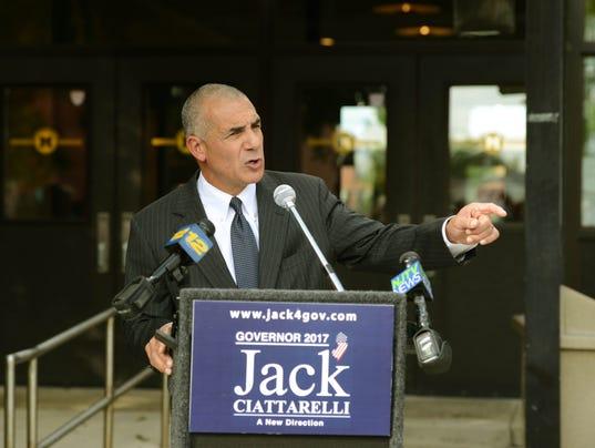 Republican lawmaker announced bid for Governor in 2017