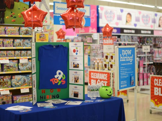 Toys R Us Seeking Holiday Workers - Toys r us store map
