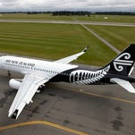 Air New Zealand has debuted a new livery.
