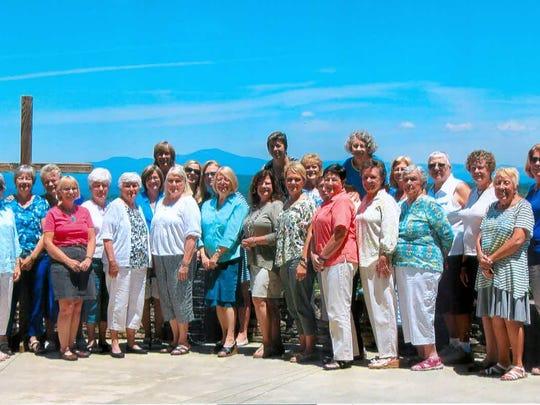 Foothills Garden Club Members