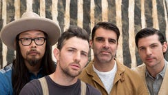 The Avett Brothers will be part of the Cincinnati Reds