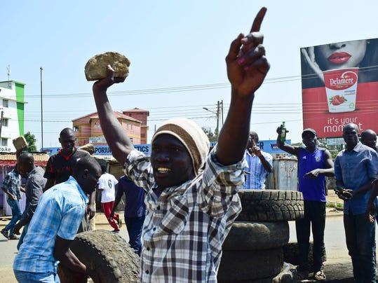 KENYA-UNREST-ELECTION