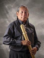 Native American flautist R. Carlos Nakai will perform