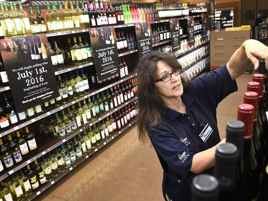 5 things to know about wine in grocery stores