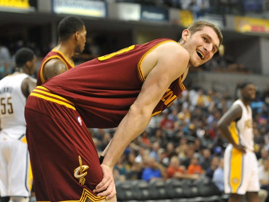 ESPN is reporting former IndyStar Mr. Basketball Tyler Zeller is on the move.